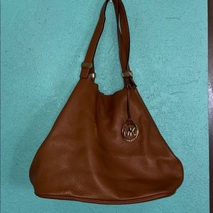Micheal kors AUTHENTIC brown bag